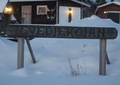 Welcome to Svedjekojan